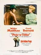 Pete 'n' Tillie - Movie Poster (xs thumbnail)