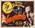 Loophole - Movie Poster (xs thumbnail)