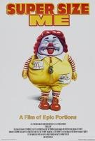 Super Size Me - Movie Poster (xs thumbnail)