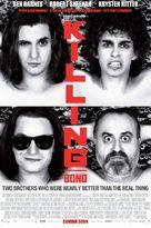 Killing Bono - British Movie Poster (xs thumbnail)