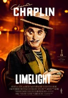 Limelight - Swedish Movie Poster (xs thumbnail)