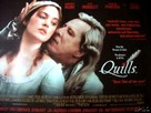 Quills - British Movie Poster (xs thumbnail)