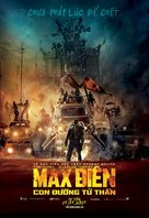 Mad Max: Fury Road - Vietnamese Movie Poster (xs thumbnail)