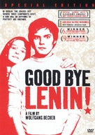 Good Bye Lenin! - DVD cover (xs thumbnail)