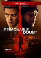 Reasonable Doubt - DVD cover (xs thumbnail)