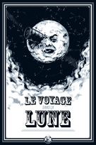 Le voyage dans la lune - French Movie Poster (xs thumbnail)