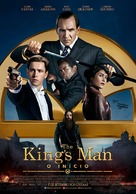 The King's Man - Portuguese Movie Poster (xs thumbnail)
