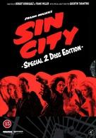 Sin City - Danish DVD cover (xs thumbnail)