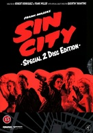 Sin City - Danish DVD movie cover (xs thumbnail)
