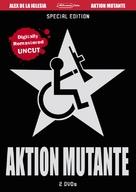 Acción mutante - German DVD movie cover (xs thumbnail)
