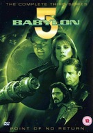 """Babylon 5"" - British DVD cover (xs thumbnail)"