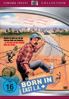 Born in East L.A. - German DVD cover (xs thumbnail)