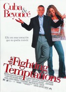 The Fighting Temptations - Spanish poster (xs thumbnail)