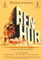 Ben-Hur - German Movie Poster (xs thumbnail)