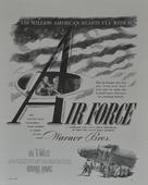Air Force - poster (xs thumbnail)
