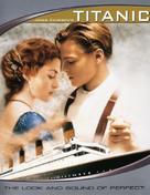 Titanic - Blu-Ray movie cover (xs thumbnail)