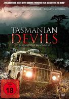 Tasmanian Devils - German DVD cover (xs thumbnail)