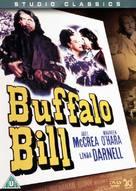 Buffalo Bill - British Movie Cover (xs thumbnail)