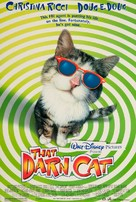 That Darn Cat - Movie Poster (xs thumbnail)