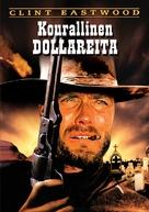 Per un pugno di dollari - Finnish DVD movie cover (xs thumbnail)