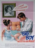 You're a Big Boy Now - German Movie Poster (xs thumbnail)