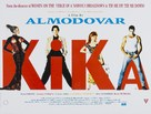 Kika - British Movie Poster (xs thumbnail)