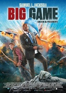 Big Game - Italian Movie Poster (xs thumbnail)