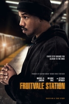 Fruitvale Station - DVD movie cover (xs thumbnail)