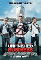 Unfinished Business - Singaporean Theatrical poster (xs thumbnail)