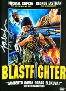 Blastfighter - Finnish Movie Poster (xs thumbnail)