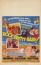 Rock, Pretty Baby - Movie Poster (xs thumbnail)