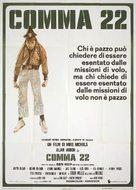 Catch-22 - Italian Movie Poster (xs thumbnail)