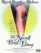 The Next Best Thing - poster (xs thumbnail)