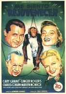 Monkey Business - Spanish Movie Poster (xs thumbnail)