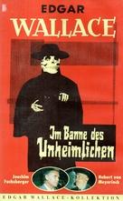 Im Banne des Unheimlichen - German VHS movie cover (xs thumbnail)