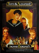 Fanny och Alexander - French Movie Poster (xs thumbnail)