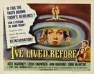 I've Lived Before - Movie Poster (xs thumbnail)