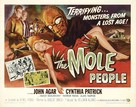 The Mole People - Theatrical movie poster (xs thumbnail)