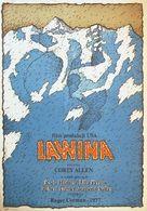 Avalanche - Polish Movie Poster (xs thumbnail)