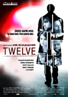 Twelve - Spanish Movie Poster (xs thumbnail)