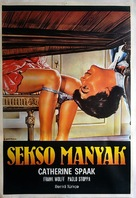 La matriarca - Turkish Movie Poster (xs thumbnail)