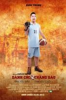 Danh cho thang Sau - Vietnamese Movie Poster (xs thumbnail)