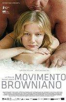 Brownian Movement - Brazilian Movie Poster (xs thumbnail)