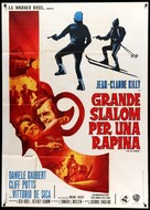 Snow Job - Italian Movie Poster (xs thumbnail)