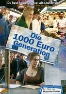 Generazione mille euro - German Movie Poster (xs thumbnail)