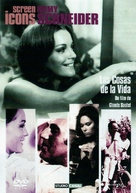 Choses de la vie, Les - Spanish Movie Cover (xs thumbnail)