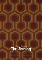 The Shining - British poster (xs thumbnail)