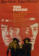 5 Card Stud - German Movie Poster (xs thumbnail)