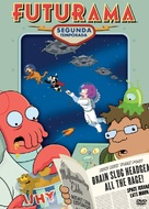 """Futurama"" - Argentinian DVD movie cover (xs thumbnail)"