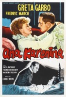 Anna Karenina - Argentinian Movie Poster (xs thumbnail)